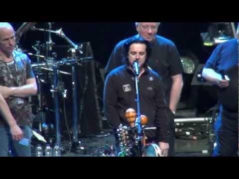 Marillion Weekend 2013-Montreal  Steve Hogarth on