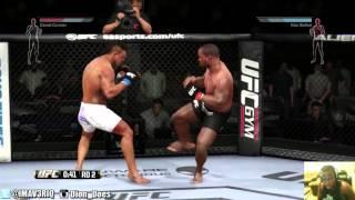 UFC - UFC Multiplayer vs ALFALOCK #2 | Daniel Cormier vs  Vitor Belfort | UFC FIGHTS 2014