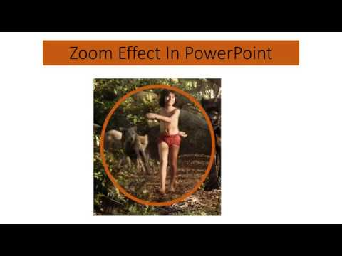 Download How To Create Stunning Powerpoint Zoom Animation