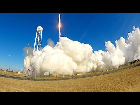 GoPro: Rocket Launch