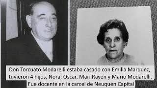 Sabes quien fue TORCUATO MODARELLI