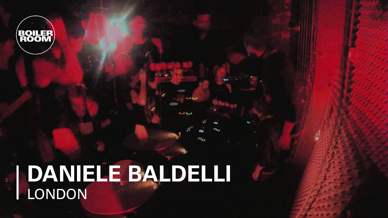 Daniele Baldelli - Live @ Boiler Room x Red Stripe x LN-CC Mix 2012