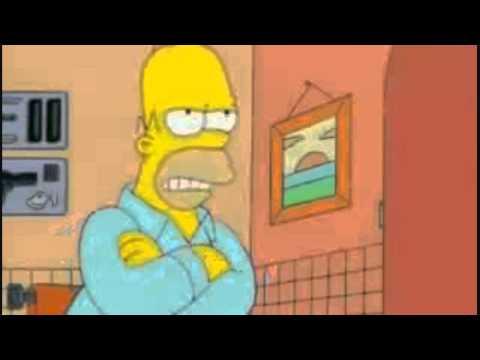 die Simpsons - crank 2 High Voltage Trailer (german)