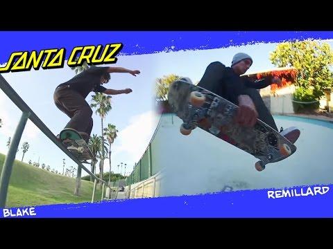 Blake is Pro, Tom is On! Santa Cruz PROmo video