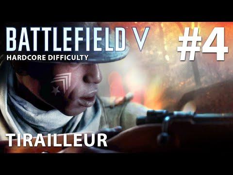 BATTLEFIELD 5 - Hardcore Difficulty - Campaign Walkthrough