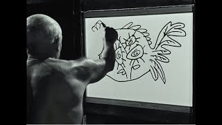 Watch Picasso Make a Masterpiece
