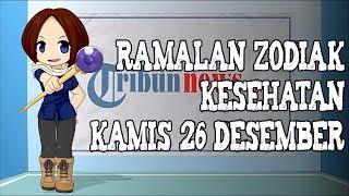 Ramalan Zodiak Kesehatan Kamis 26 Desember 2019