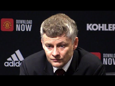 Download Man Utd 1-3 Man City - Ole Gunnar Solskjaer FULL Post Match Press Conference -Carabao Cup Semi-Final Mp4 HD Video and MP3