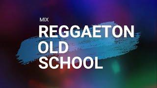 Mix Reggaeton Old School Live Dj Xthian
