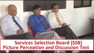 Picture Perception and Discussion Test    SSB - PPDT Training    Cavalier India
