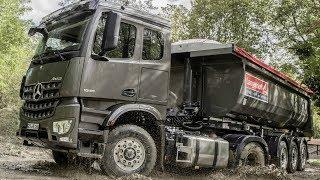 Mercedes Arocs Turbo Retarder Clutch (TRC) And Hydraulic Auxiliary Drive (HAD)