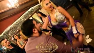 Tzanca Uraganu & DANS CRISTINA PUCEAN - Show Pana La Pamant @ Hanul Vanatorilor