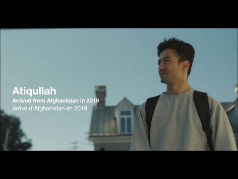 Fiers de parler français - Découvrez l'histoire d'Atiqullah