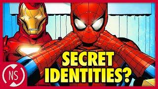 Do Superheroes Need SECRET IDENTITIES?    Comic Misconceptions    NerdSync