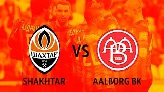 Шахтер - Ольборг. Полный матч / Shakhtar - Aalborg. Full game (7/02/2015)