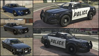 GTA 5: Unmarked Police Cruiser & Police Car Locations [PS4]