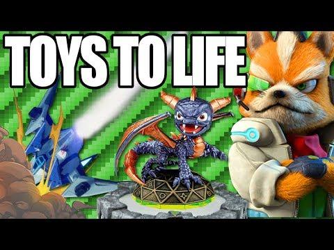 La caída de los Toys to Life