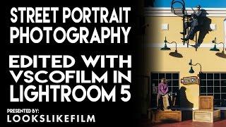 Street Portrait - Looks Like Film 04