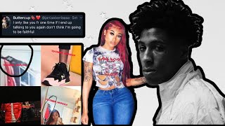 Nba Youngboy Responds After Nene Says It's PAYBACK 🕒 for cheating➕Jania's🆕Bf ?? & Dej🅾️unte BACK?!