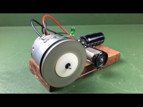 Free Energy Generator Self Running Machine Mobile Charging