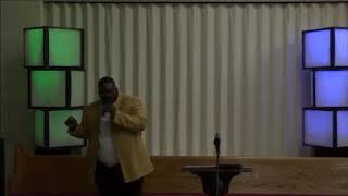 Rev Frank Battle fight on