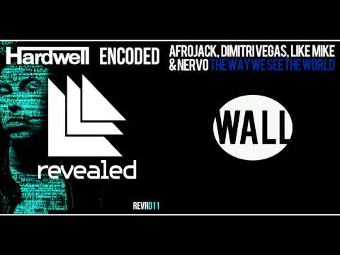 Afrojack vs Hardwell - The Way We See the Encoded World (Radio Edit)