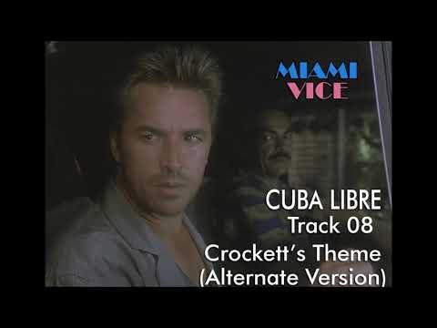 Jan Hammer - 3x14 Cuba Libre - Crockett's Theme (Alternate Mix)