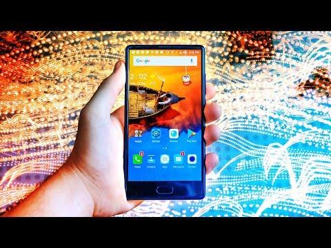 Doogee Mix Review – The $200 Bezel-less Smartphone