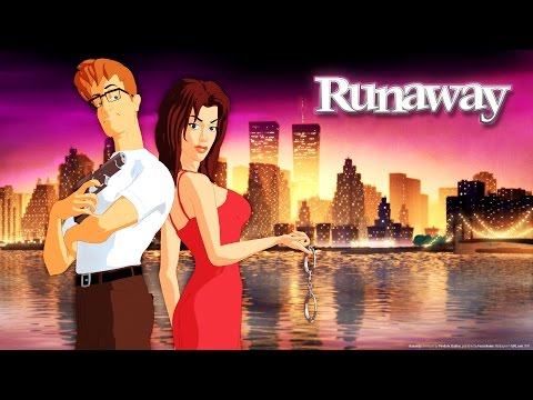 Runaway: A Road Adventure - HD - Longplay (PC)