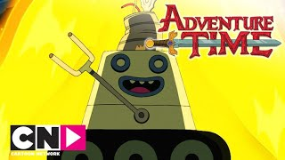 Время приключений | Принцесса Пламя рэпер | Cartoon Network