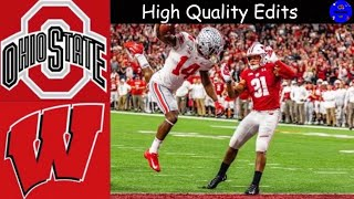 #1 Ohio State vs #8 Wisconsin 2019 Big Ten Championship Highlights | College Football Highlights