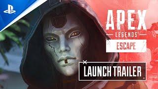 PlayStation Apex Legends - Escape Launch Trailer | PS4 anuncio