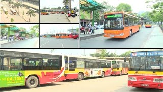 Tin Tức 24h: Hà Nội tăng cường 29 xe buýt mỗi ngày dịp Tết