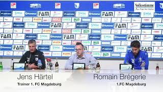 FCM vor Spiel gegen Dresden