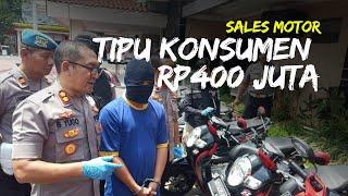 Tipu Konsumen hingga Rp400 Juta, Penipu asal Sukoharjo Gunakan Uangnya untuk Foya-foya