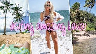 Exploring Amazing Kauai, Hawaii Travel Vlog