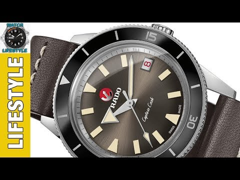 Rado HyperChrome Captain Cook Limited Edition Watch Review