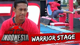 David Ricardo Ninja Taekwondo  Sasuke Ninja Warrior Indonesia 14 Feb 2016