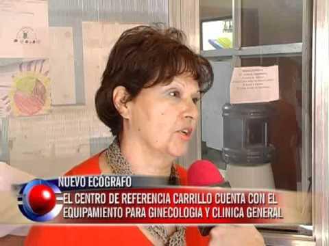 El Centro de Referencia Carrillo cuenta nuevos equipos para ginecología