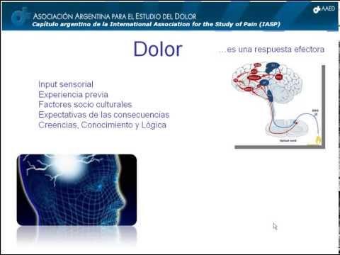 Demostración de una clase sobre el tema: -Control motor y estabilización- dictada por el Lic. Santiago Gomez Arguello para el Cu