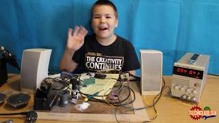 Собираем радиоконструктор - усилитель мощности
