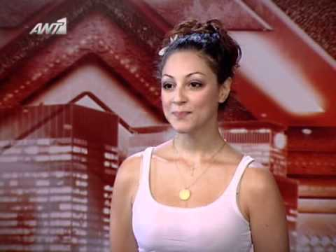 X Factor 3 Greece - Auditions 2 - Xrisi Andreou - Youtube Download