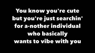 Just Vibe - Jeff Bernat (lyrics)