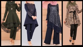Beautiful Casual Wear Hijab Dresses Design And Ideas For Girls And Women