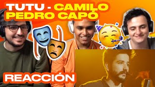 [Reacción] Camilo, Pedro Capó   Tutu (Official Video)   ANYMAL LIVE 🔴