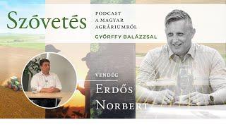 Erdős Norberttel a közétkeztetésről - Szóvetés podcast 2. évad 14. epizód