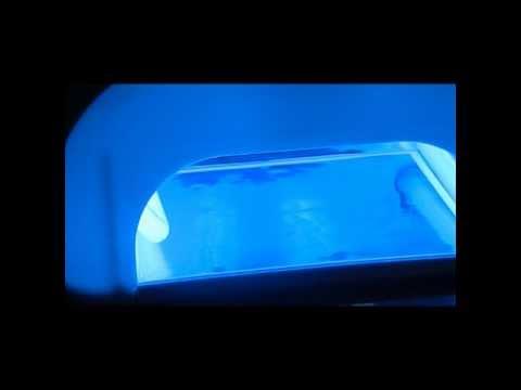 Cómo usar las uñas de gel UV lámpara de curado Secadora_ ES