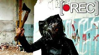 REC - ФИЛЬМ УЖАСОВ (Короткометражный фильм ужасов) - Survival horror film