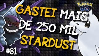 Cloyster  - (Pokémon) - Gastei mais de 250 mil Stardust no meu cloyster e dewgong matadores de Dragonite! Pokemon Go Brasil