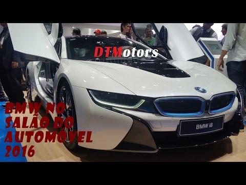 BMW no Salão do Automóvel 2016 - DTMotors #1